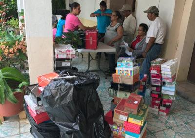 shoe-donation